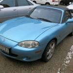 ÚSPEŠNÁ DRAŽBA - Mazda MX-5 1.8i 16V Camel