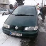 Dražba - Volkswagen Sharan 1.9 TDI Trendline