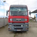 Vydražené - MAN nákladné vozidlo